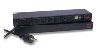 AP7901 - APC Rack PDU, Switched, 1U, 20A, 120V, (8)5-20