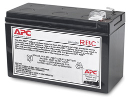 APC Replacement Battery Cartridge #110