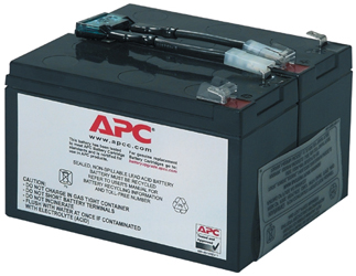 APC Replacement Battery Cartridge #9